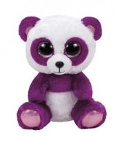 Panda ty beanie knuffel boom boom 24 cm
