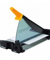 Papiersnijmachine met hefboom a4