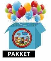 Paw patrol kinderfeest pakket
