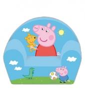 Peppa big kinderstoeltje