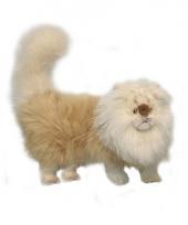 Perzische kat knuffeldier