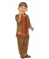 Peuter indianen kostuums