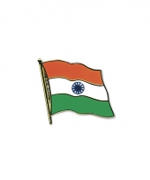 Pin vlaggetje india