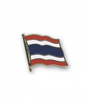 Pin vlaggetje thailand