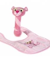 Pink panter kraamkado giftset