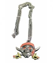 Piraten ketting