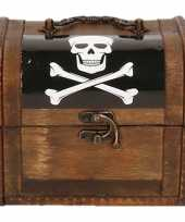 Piraten schatkistje 11 cm