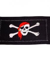 Piraten strandlaken 75 x 150 cm