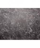 Placemat marmer zwart 46 x 30 5 x 0 2 cm