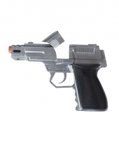 Plaffertjes pistool 8 shots 15 cm