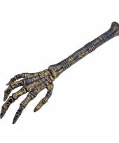 Plastic botten horror hand