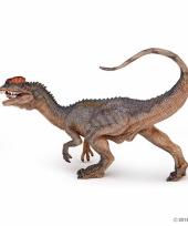 Plastic dilophosaurus dinosaurus 4 5 cm