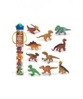 Plastic figuren van dinosaurus babies