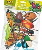 Plastic grote insecten