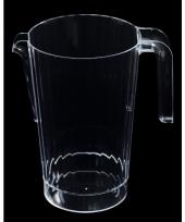 Plastic karaf 1 5 liter