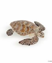 Plastic karetschildpad 7 5 cm
