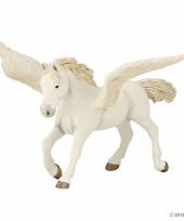 Plastic pegasus paard met vleugels16 5 cm