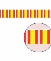 Plastic spanje vlaggenlijnen 50 m