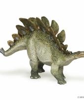 Plastic stegosaurus dinosaurus 22 cm