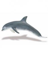 Plastic tuimelaar dolfijn 19 cm