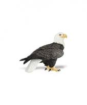 Plastic vogel zeearend 7cm