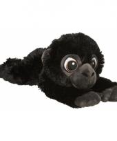 Pluche gorilla knuffel 37 cm