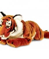 Pluche grote tijger 100 cm
