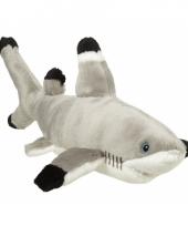 Pluche haai knuffeldier 40 cm