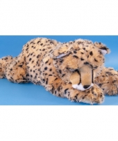 Pluche jachtluipaard 70 cm