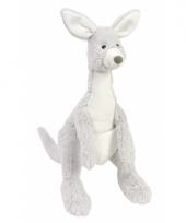Pluche kangoeroes knuffels kayo 28 cm