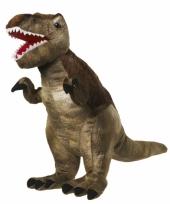 Pluche knuffel t rex dinosaurus 48 cm