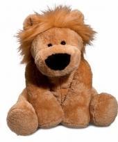 Pluche leeuw knuffel 30 cm 10085629