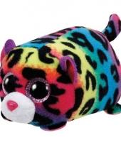 Pluche luipaardje jelly 10 cm ty teeny