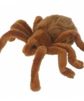 Pluche spinnen knuffeltjes 19 cm
