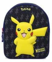 Pokemon 3d rugtas 31 cm voor kinderen