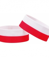 Polen fan armbandje