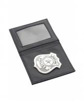 Politie kostuum accessoire badge