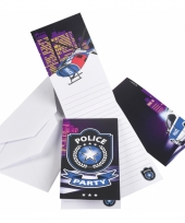 Politie thema kaart