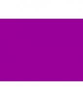 Polyester vlag in de kleur paars