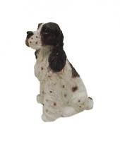 Polystone beeld jachthond 11 cm 10082370