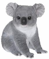 Polystone beeldje koala beer 22 cm