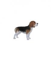 Polystone honden beeld beagle 55 cm