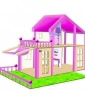 Poppenhuis britta bouwpakket