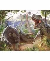 Poster dinosauriers 61 x 91 cm wanddecoratie