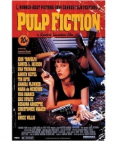 Poster pulp fiction 61 x 91 5 cm