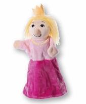 Prinses handpop 30 cm