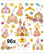 Prinses knutsel stickers 10113441
