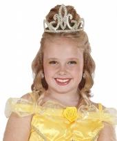 Prinsessen kroon goud
