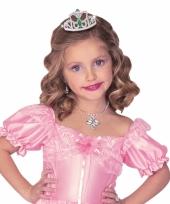Prinsessen kroon met klemmetje