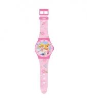 Prinsessen mega wand horloge klok